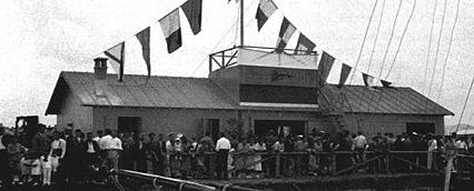 Inaugurazione della prima sede il 3 giugno 1934